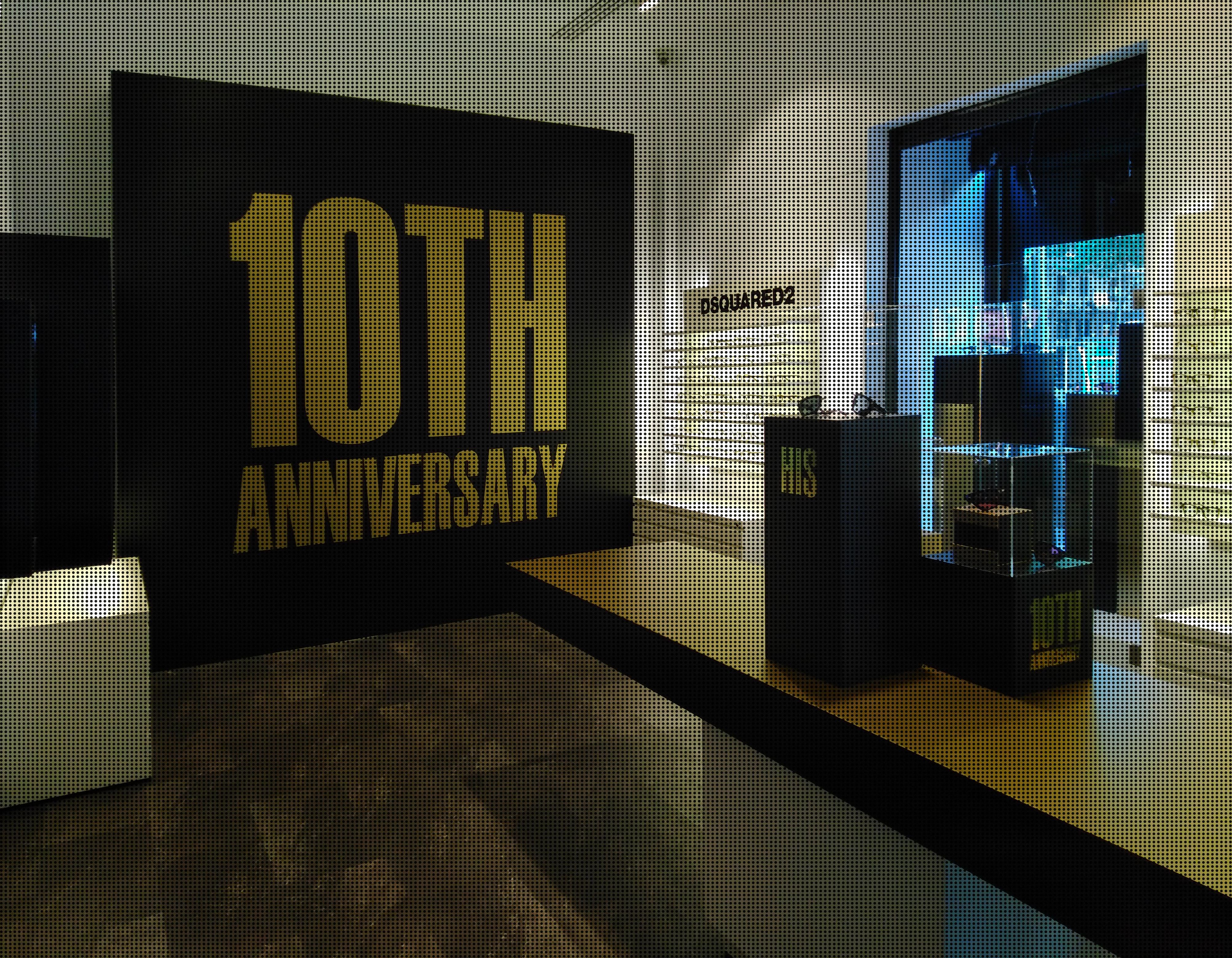 10º Aniversario DSQUARED2